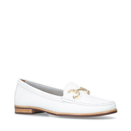 Click Loafers White