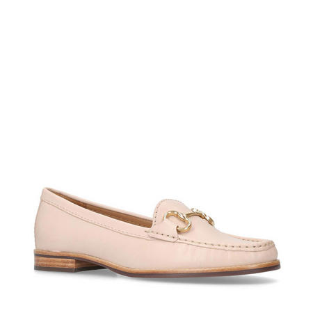 Click Loafers Brown