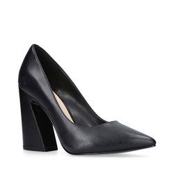 Henra Court Shoes Black