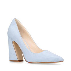 Henra Court Shoes Blue