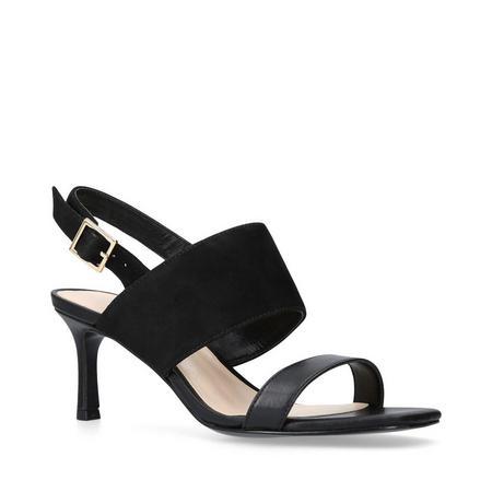 Orilla Sandal Black