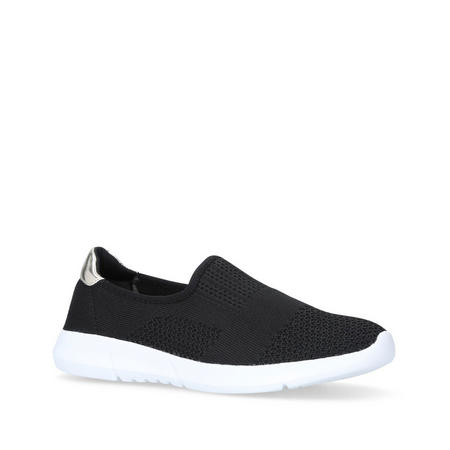 Carly Trainer Black