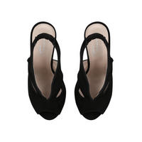 Alexa Wedges Black