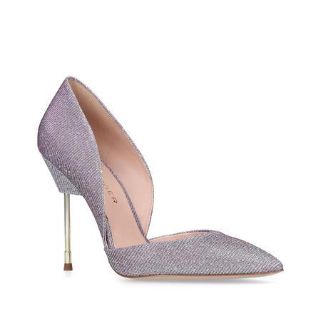 Bond Court Shoe Pink