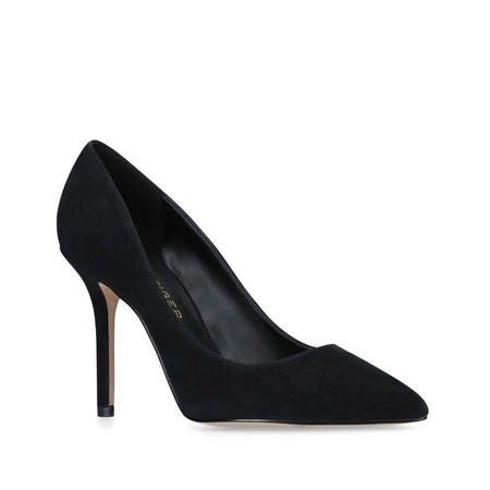 Mayfair Court Shoe Black