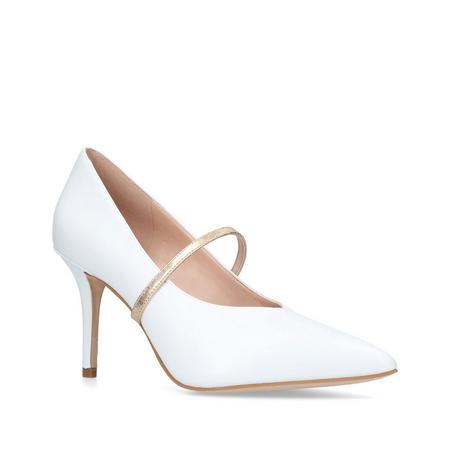 Heddon Court Shoe White