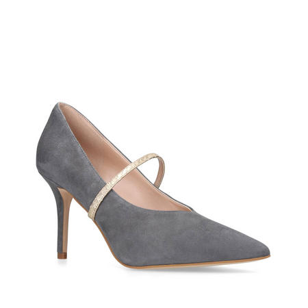 Heddon Court Shoe Grey