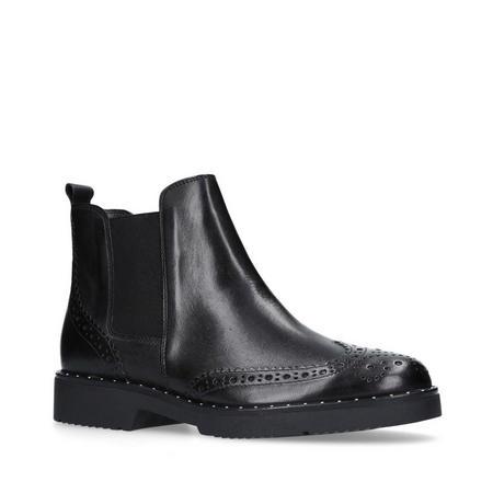 Still Chelsea Boots Black
