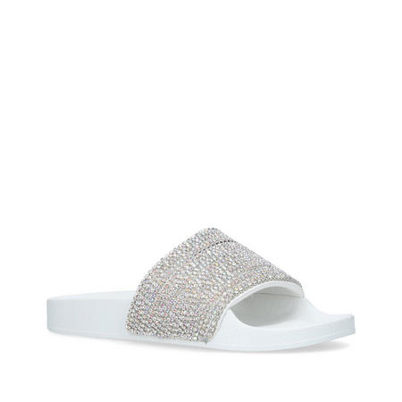 Bloom Sandal White