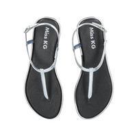 Delta Sandals Black