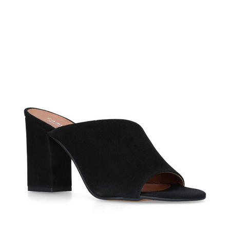 Grappa Mule Shoes Black