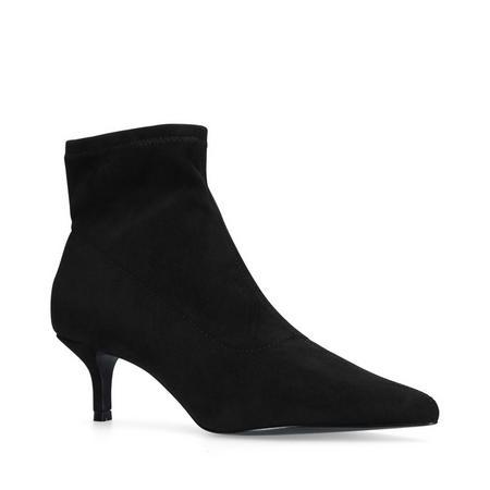 Sense Ankle Boots Black