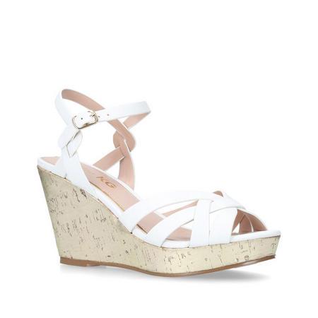 Parisian Sandal White