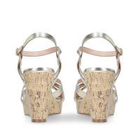 Parisian Sandal Gold