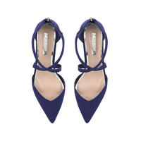 Angel Court Shoe Navy