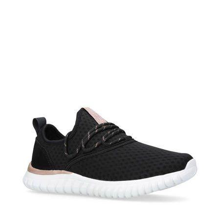 Lacey Trainers Black