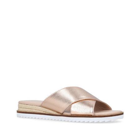 Banish Sandal Metallics