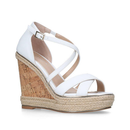 Sublime Sandal White