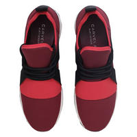 Lamar Trainers Red