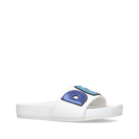 Disco Sandal White