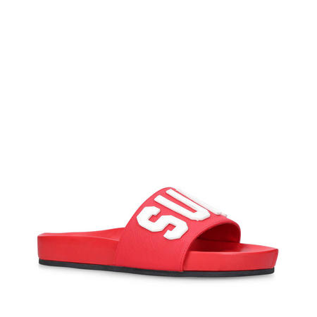 Summer Sandal Red