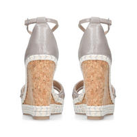 Spruce Sandal Silver