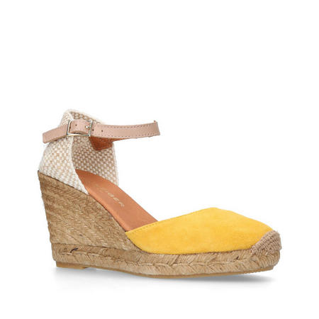 Monty Sandal Yellow