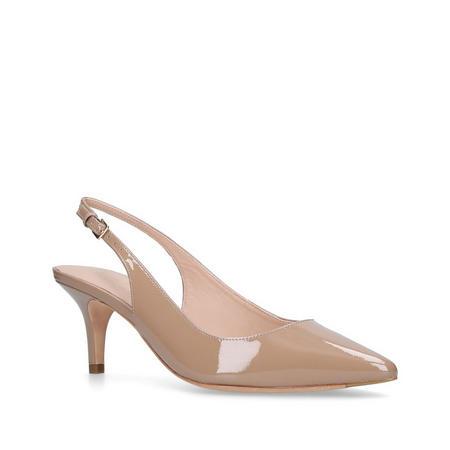 Cavendish Court Shoe Beige