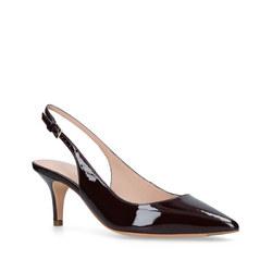 Cavendish Court Shoe Red