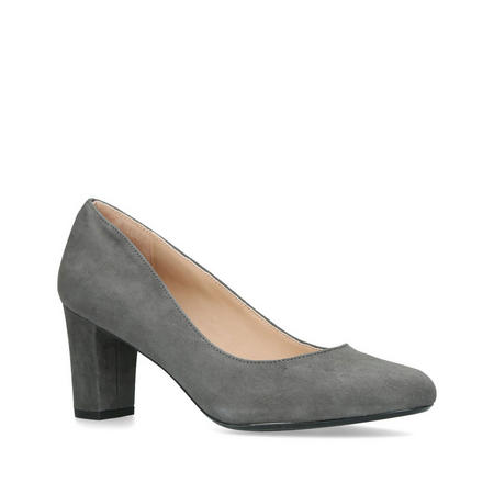 Chester Court Shoe Grey