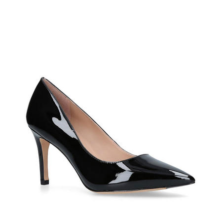 Lowndes Court Shoe Black