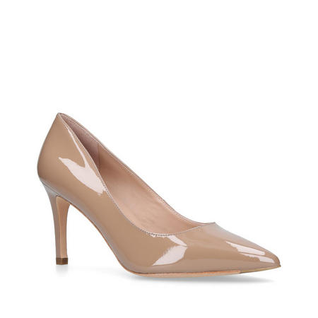 Lowndes Court Shoe Beige