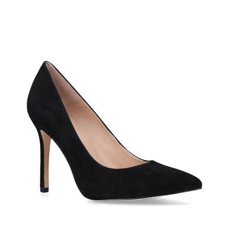 Brompton Court Shoe Black