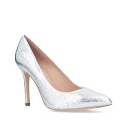 Brompton Court Shoe Silver-Tone