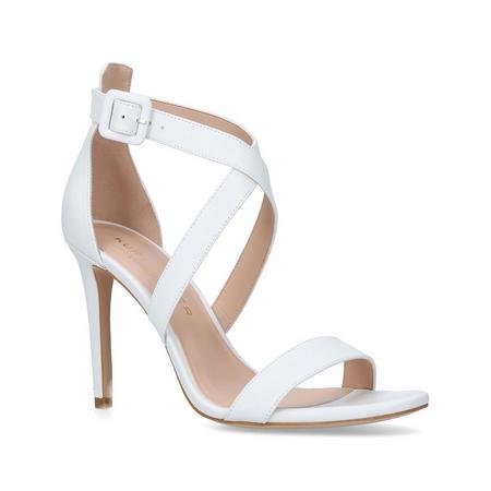 Knightsbridge Sandal White