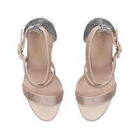 Knightsbridge Jewel Sandal Metallic