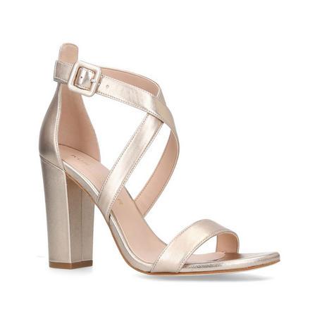 Dover Sandal Metallic