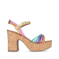 Mistie Sandals Multicolour