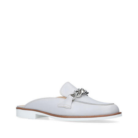Layla Mule Shoes Grey