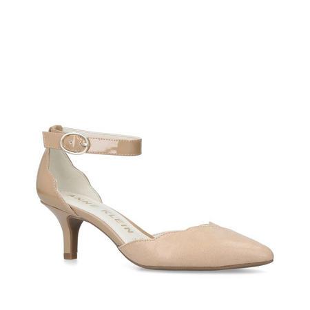 Fonda Court Shoe White
