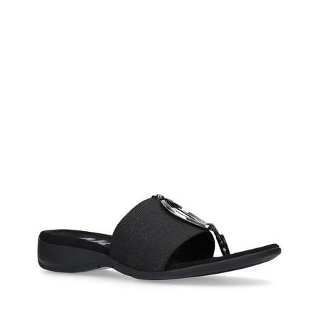 Kirsikka Sandals Black