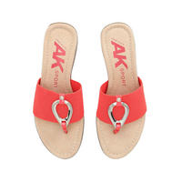 Kirsikka Sandals Red