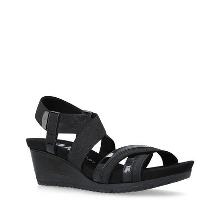 Siesta Wedges Black