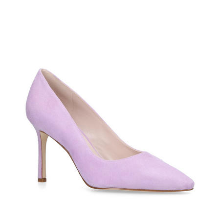 Emmala Court Shoe Purple
