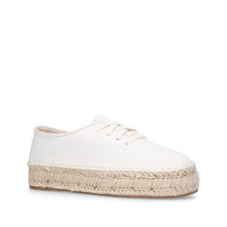 Gingerbred Trainer White