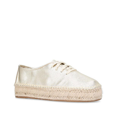 Gingerbred Trainer Gold