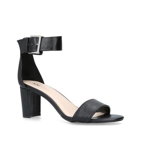 Playdown Court Shoes Black