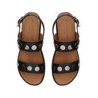 Makenna Sandal Black
