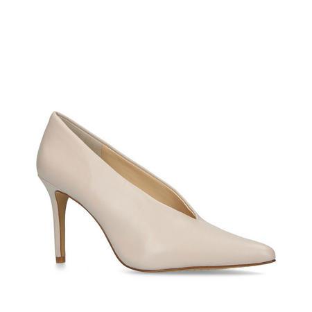 Ankia Court Shoe Brown