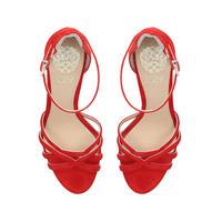 Catelia Sandal Red